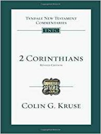 Colin Kruse 2 Corinthians commentary