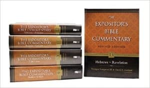 revised expositor's Bible commentary