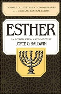 Baldwin esther commentary
