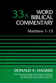 hagner word biblical commentary