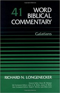 galatians word biblical commentary